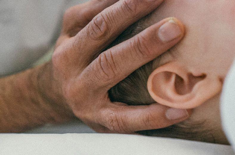 Cura della plagiocefalia occipitale