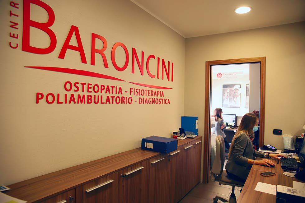 Osteopatia - Centro Baroncini